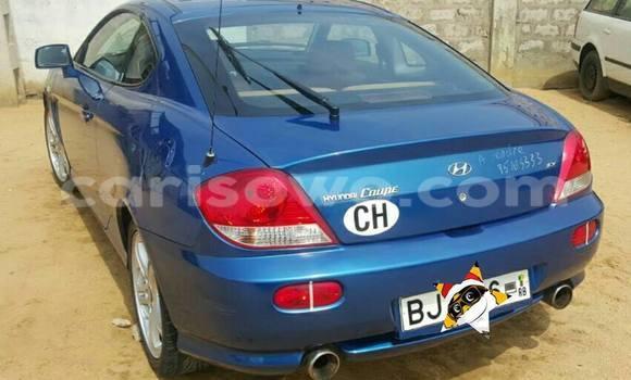 Acheter Occasions Voiture Hyundai Coupe Bleu à Savalou au Benin