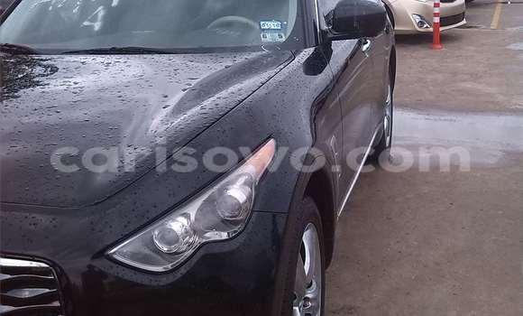 Acheter Occasion Voiture Infiniti FX-Series Noir à Porto Novo au Benin