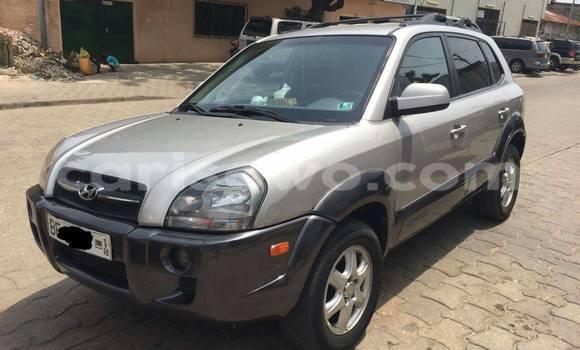 Acheter Occasion Voiture Hyundai Tucson Gris à Savalou au Benin
