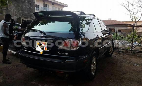 Acheter Occasion Voiture Lexus RX 300 Noir à Savalou, Benin