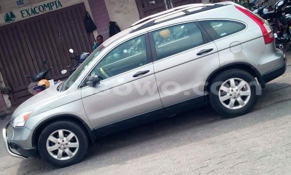 Acheter Occasion Voiture Honda CR–V Gris à Savalou, Benin