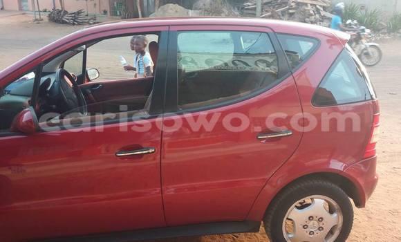 Acheter Occasions Voiture Mercedes‒Benz A-Class Rouge à Savalou au Benin