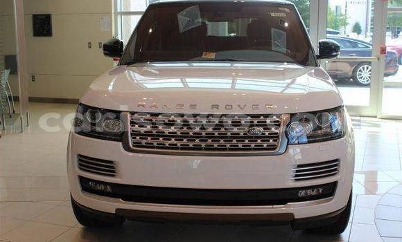 Acheter Occasion Voiture Land Rover Range Rover Evoque Blanc à Cotonou au Benin