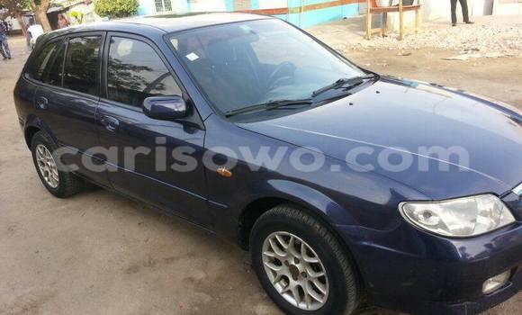 Acheter Occasion Voiture Mazda 323 Noir à Savalou au Benin
