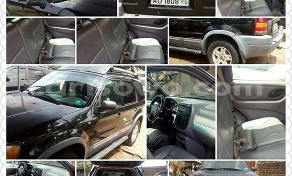 Acheter Occasion Voiture Ford Escape Noir à Savalou, Benin