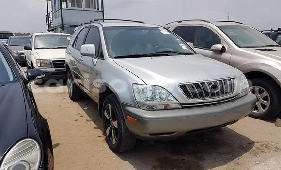 Acheter Occasion Voiture Lexus RX 300 Gris à Savalou, Benin