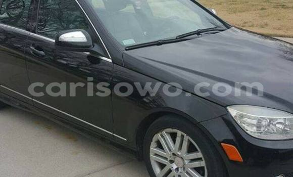 Acheter Occasions Voiture Mercedes‒Benz C–Class Noir à Savalou au Benin