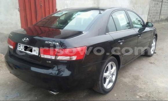Acheter Occasion Voiture Hyundai Sonata Noir à Savalou au Benin