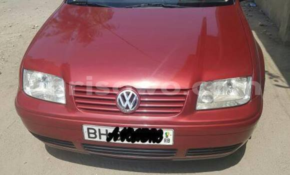 Acheter Occasion Voiture Volkswagen Bora Rouge à Savalou au Benin