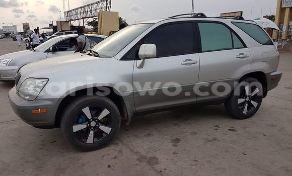Acheter Occasion Voiture Lexus RX 300 Gris à Savalou au Benin