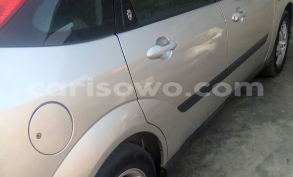 Acheter Occasion Voiture Ford Focus Gris à Savalou au Benin