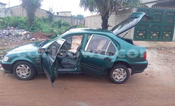Acheter Occasion Voiture Honda Civic Vert à Cotonou au Benin