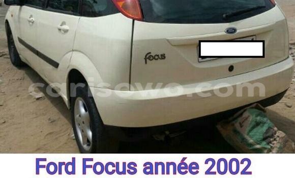 Acheter Occasion Voiture Ford Focus Marron à Savalou au Benin