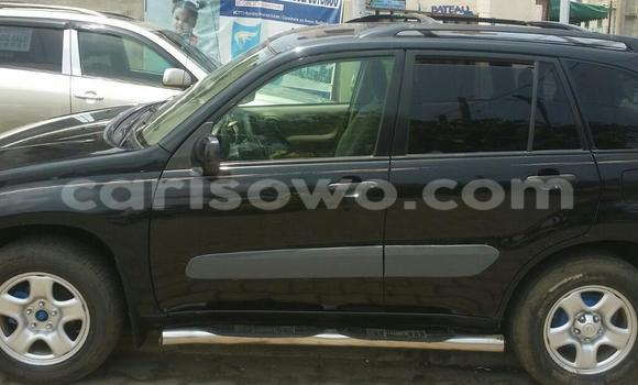 Acheter Occasion Voiture Toyota RAV4 Noir à Porto Novo, Benin