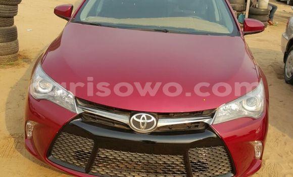 Acheter Occasion Voiture Hyundai Accent Rouge à Cotonou au Benin