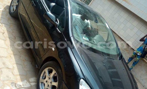 Acheter Occasion Voiture Peugeot 306 Noir à Cotonou au Benin