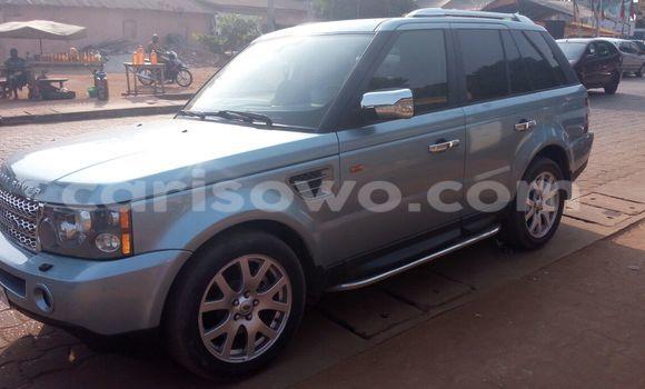 Acheter Occasion Voiture Land Rover Range Rover Gris à Porto Novo au Benin