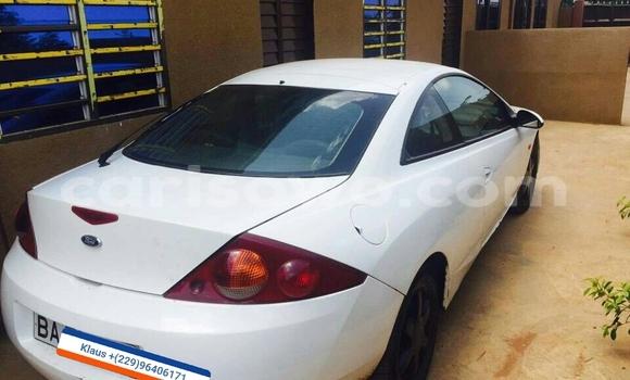 Acheter Occasion Voiture Ford Cougar Blanc à Cotonou au Benin