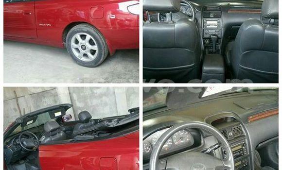 Acheter Occasion Voiture Toyota Solara Rouge à Cotonou au Benin