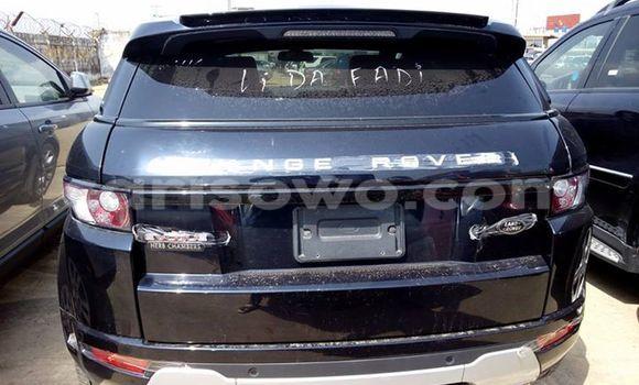 Acheter Neuf Voiture Land Rover Range Rover Vogue Noir à Cotonou au Benin