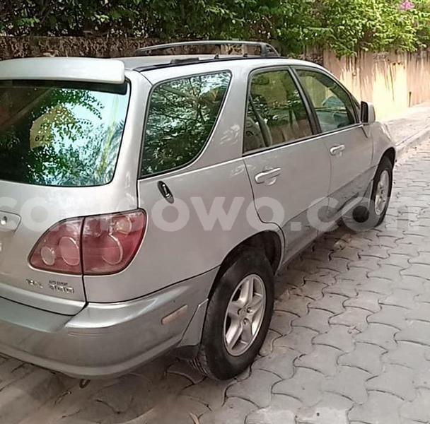 Big with watermark lexus rx 300 benin cotonou 10513