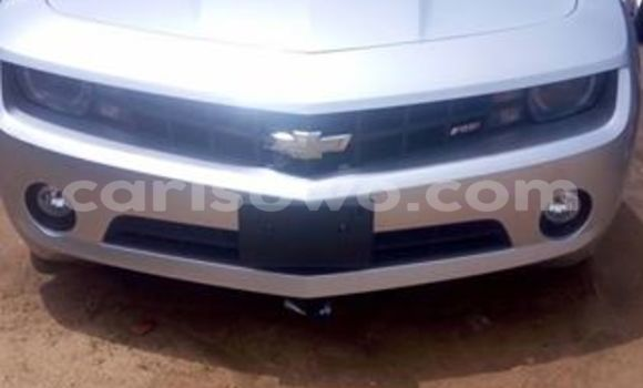 Acheter Occasions Voiture Chevrolet Camaro Gris à Cotonou au Benin