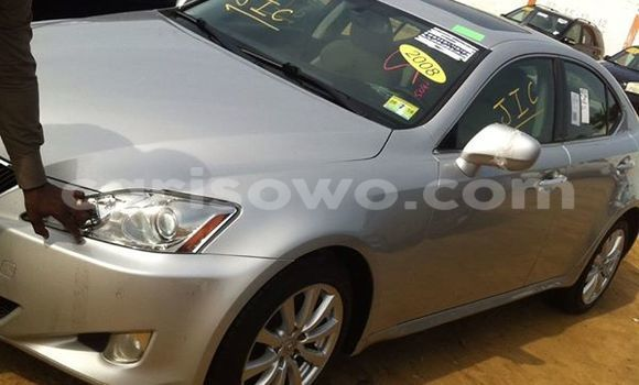 Acheter Occasion Voiture Lexus LX Gris à Savalou, Benin