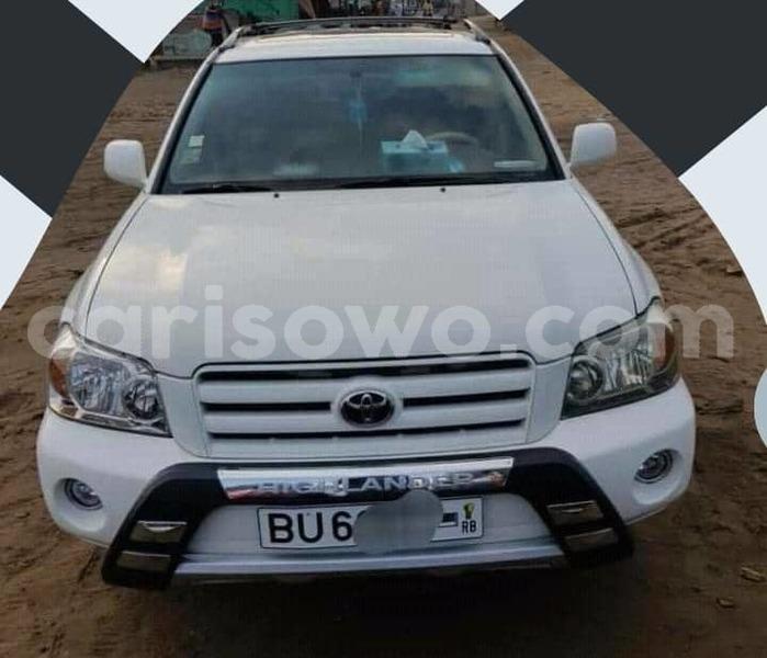 Big with watermark toyota highlander benin cotonou 10539