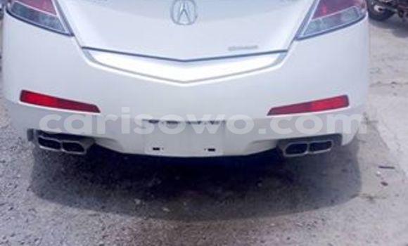 Acheter Occasion Voiture Acura TL Blanc à Cotonou, Benin