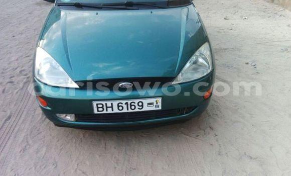 Acheter Occasion Voiture Ford Focus Bleu à Cotonou au Benin