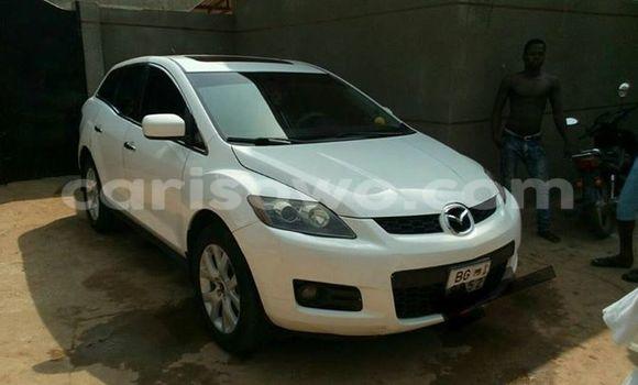 Acheter Occasion Voiture Mazda CX–7 Blanc à Abomey Calavi, Benin
