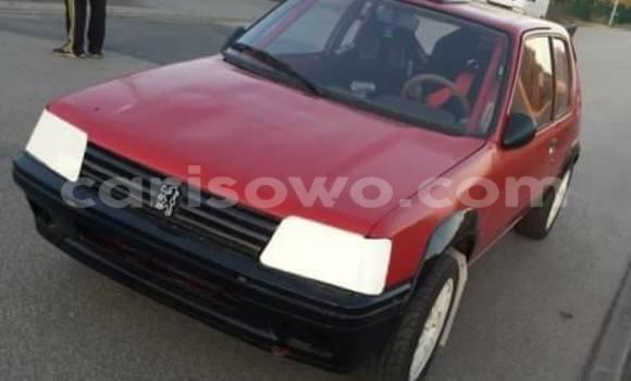 Acheter Occasion Voiture Renault 19 Rouge à Cotonou, Benin
