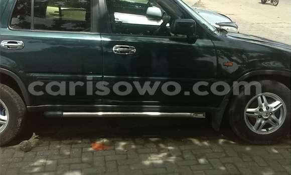 Acheter Occasion Voiture Honda CR–V Vert à Cotonou, Benin