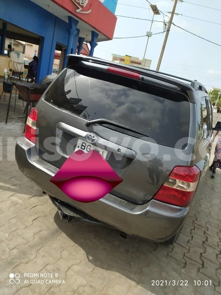 Big with watermark toyota highlander benin cotonou 10741