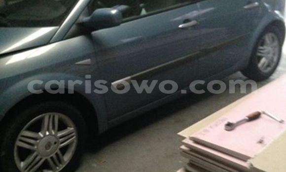 Acheter Occasion Voiture Renault Scenic Bleu à Savalou au Benin