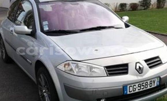 Acheter Occasion Voiture Renault Megane Gris à Cotonou au Benin