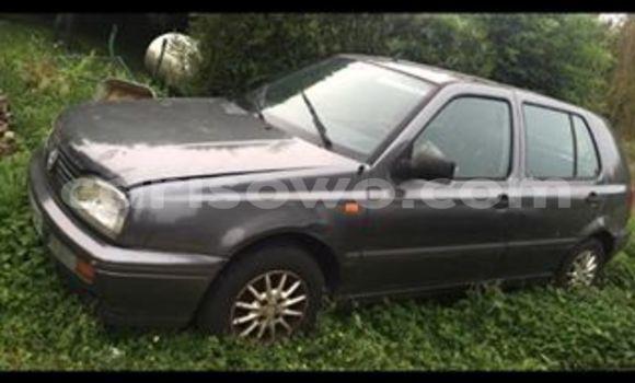 Acheter Neuf Voiture Volkswagen Golf Noir à Cotonou au Benin