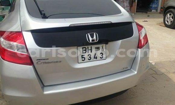 Acheter Occasion Voiture Honda Civic Gris à Cotonou au Benin