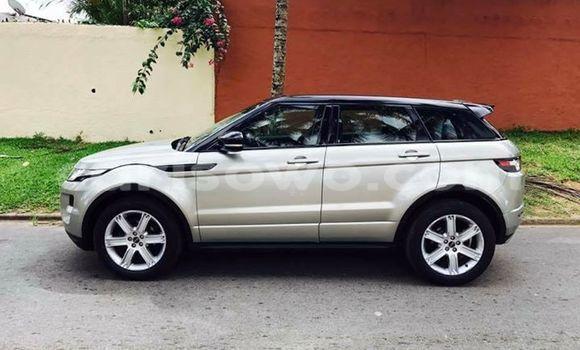 Acheter Occasion Voiture Land Rover Range Rover Evoque Autre à Cotonou au Benin