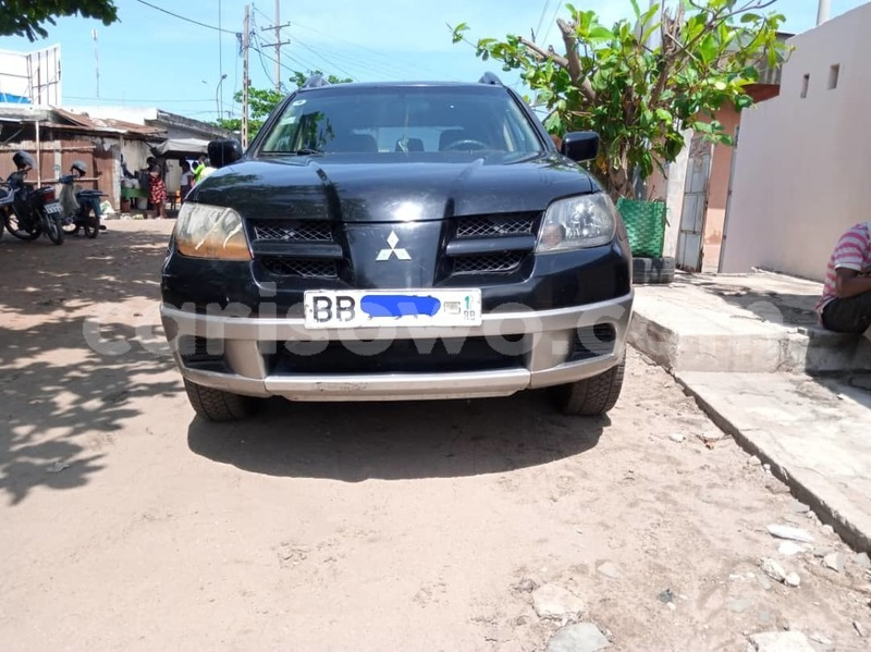 Big with watermark mitsubishi outlander benin cotonou 10865