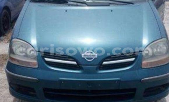 Acheter Occasion Voiture Nissan Almera Vert à Cotonou au Benin
