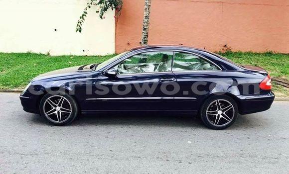 Acheter Occasion Voiture Mercedes‒Benz CLK-Class Noir à Cotonou au Benin