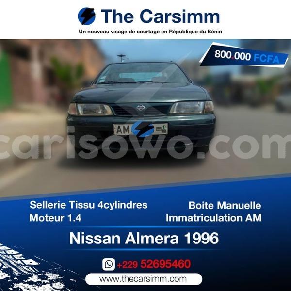 Big with watermark nissan almera benin cotonou 10914