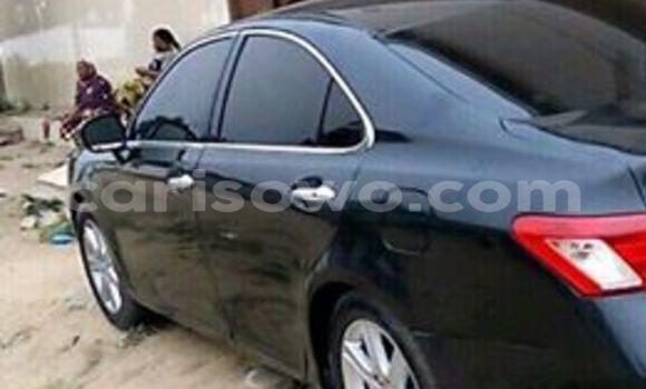 Acheter Occasion Voiture Lexus IS Noir à Cotonou au Benin