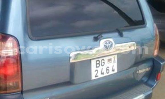 Acheter Occasion Voiture Toyota 4Runner Bleu à Cotonou au Benin