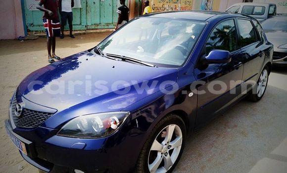 Acheter Neuf Voiture Mazda 3 Bleu à Cotonou, Benin