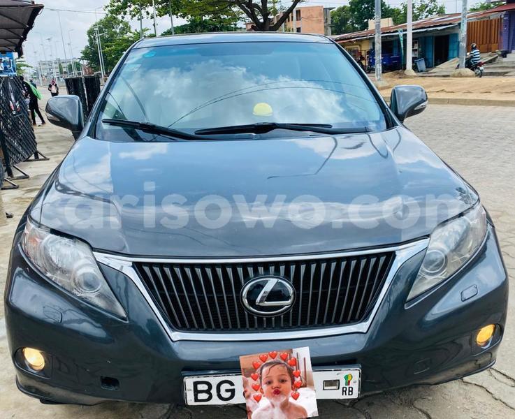 Big with watermark lexus rx 350 benin cotonou 10992