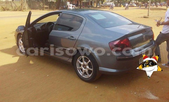 Acheter Occasion Voiture Peugeot 407 Autre à Savalou, Benin