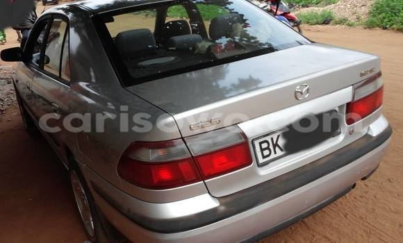 Acheter Occasion Voiture Mazda 626 Gris à Savalou au Benin