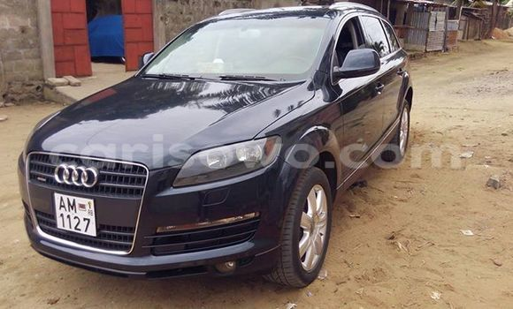 Acheter Neuf Voiture Audi Q7 Noir à Cotonou au Benin